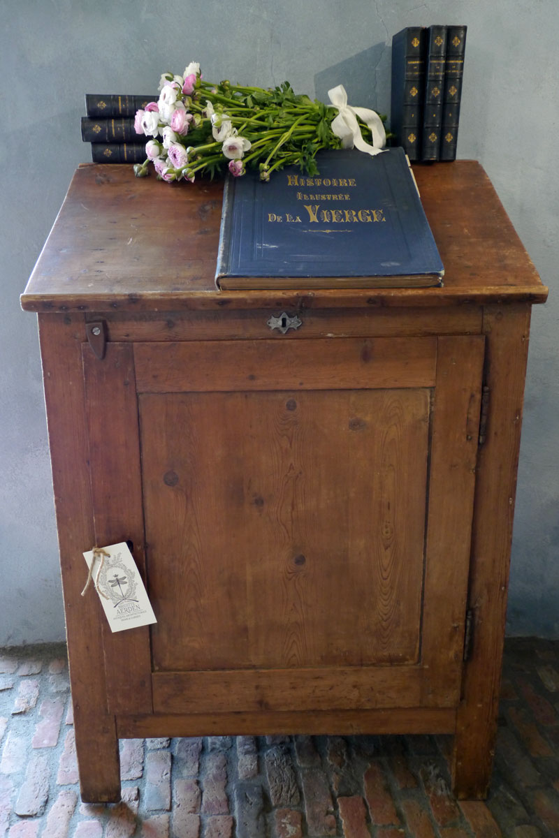 Antique Writing-Table Cupboard