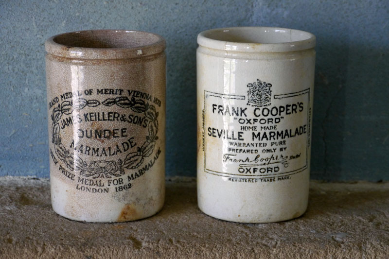 Antique Marmelade Jar