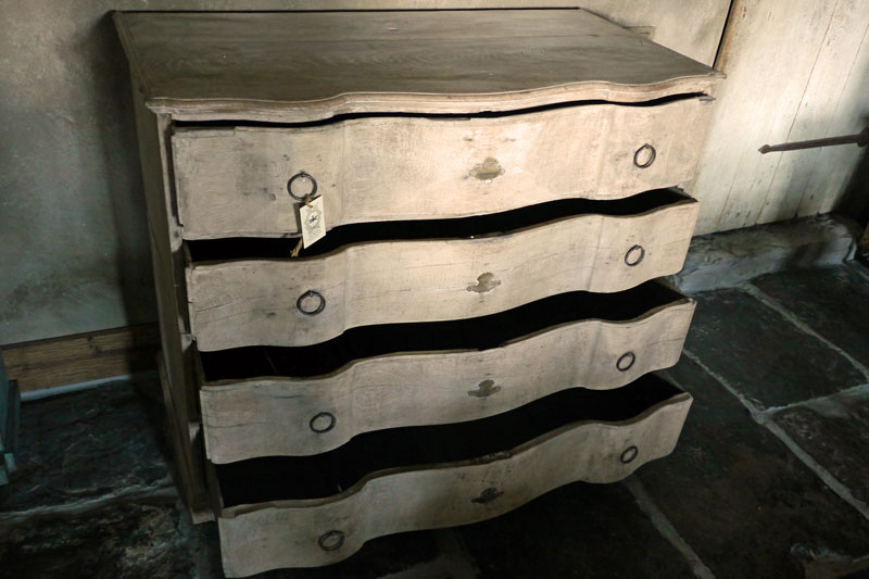 Danish Chest of Drawers