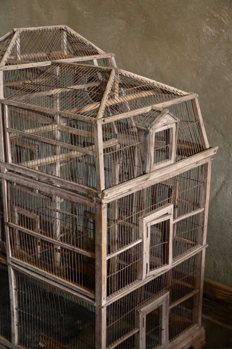 Large Bird Cage/House