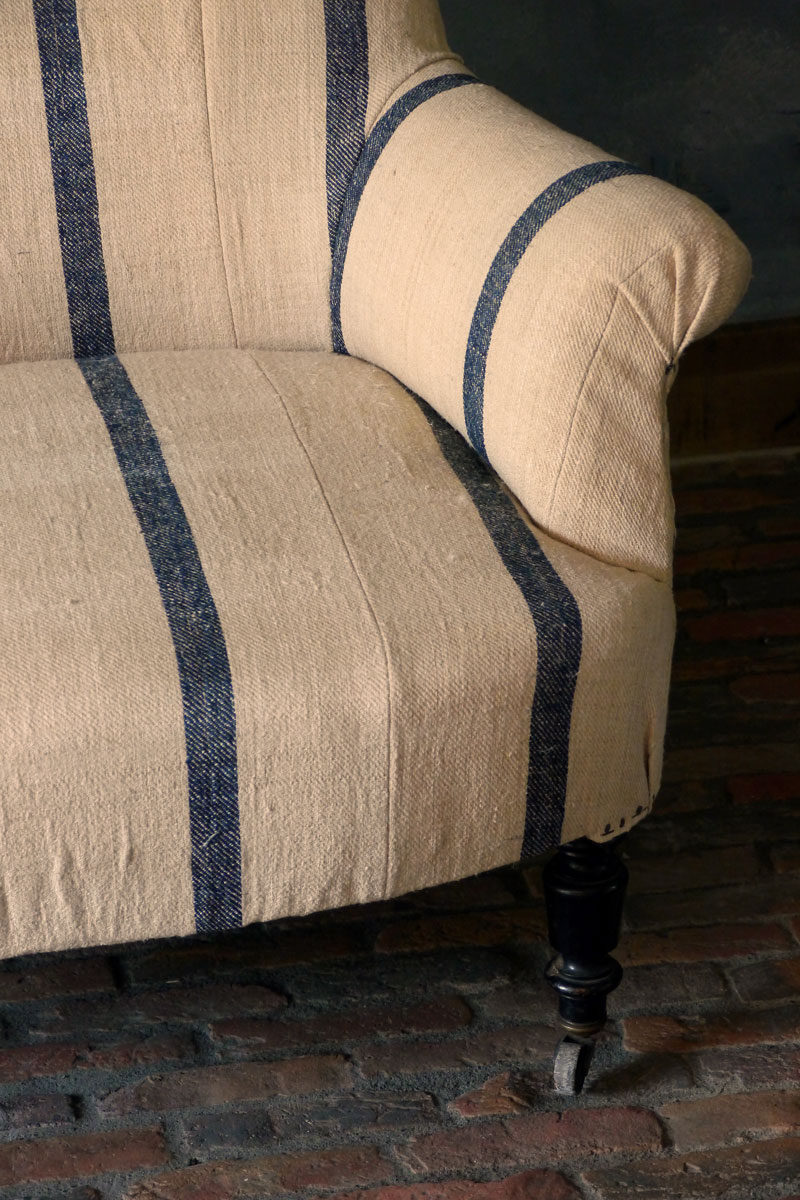 Fauteuil & Footstool