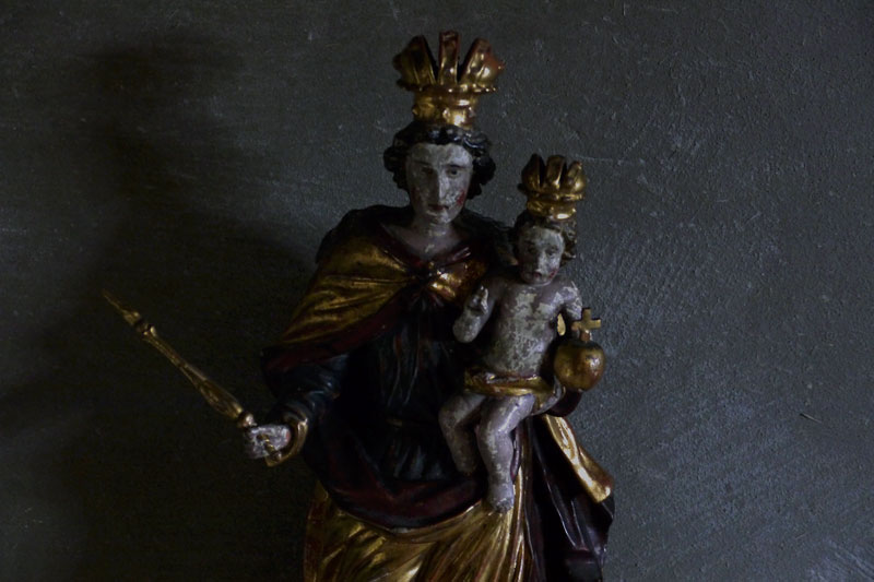 St. Mary with Child (2)