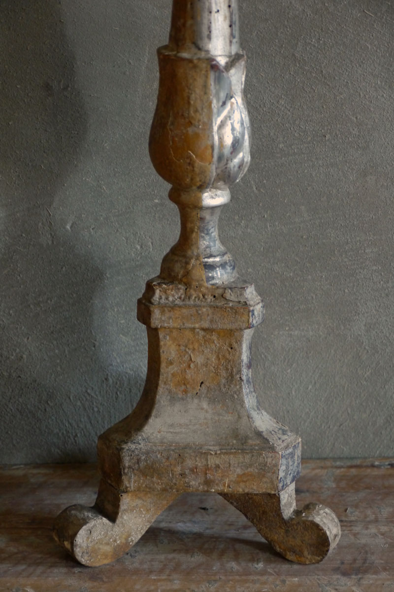 French Candleholder