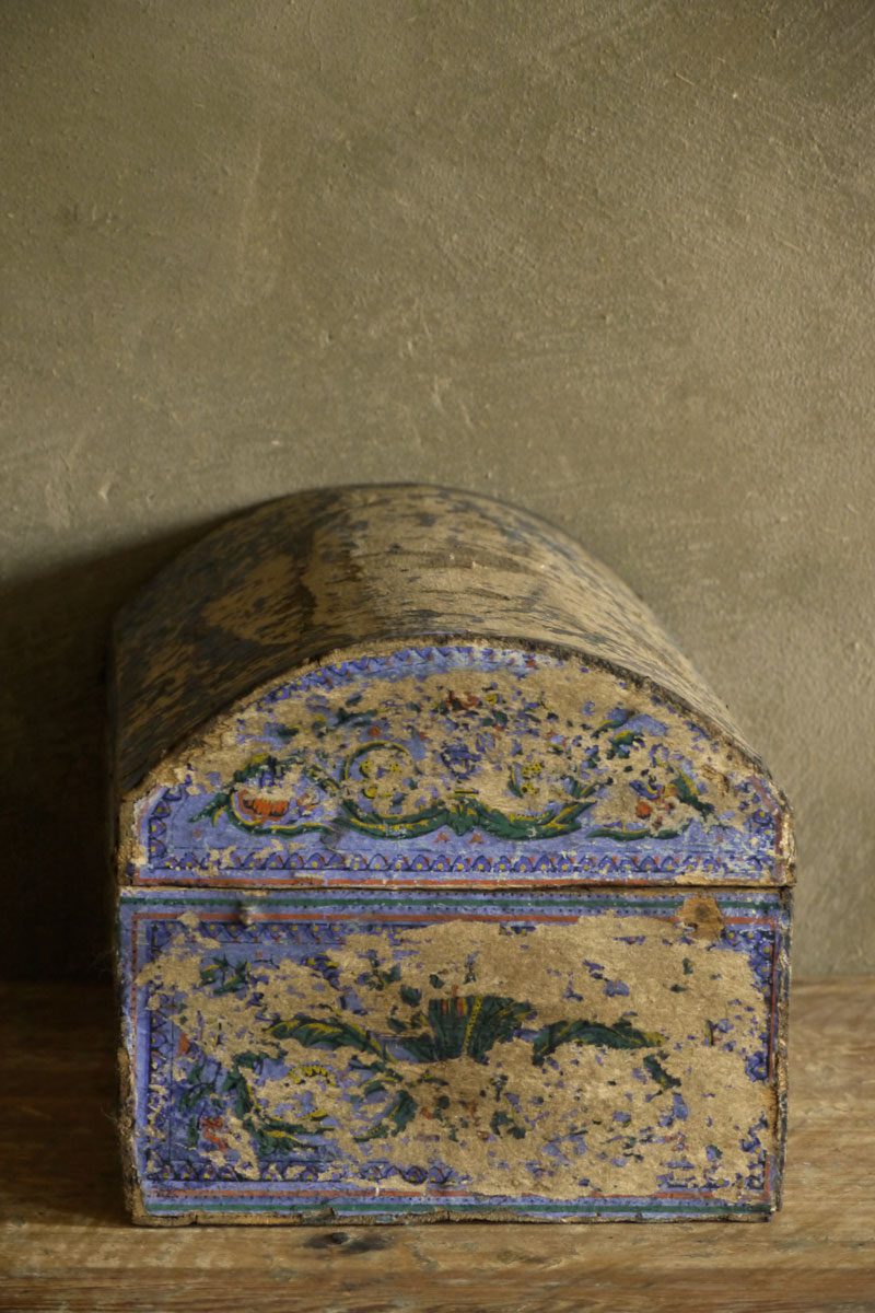 French Bridal Chest