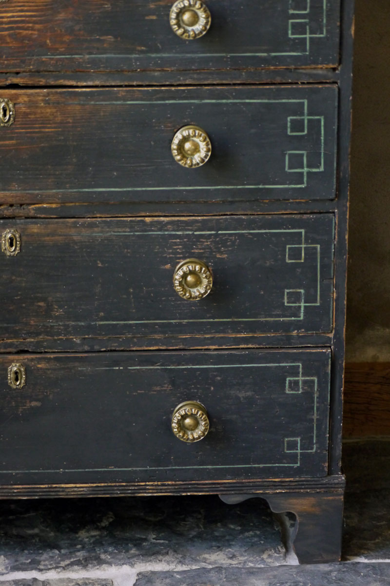 British Chest of Drawers