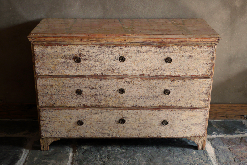 Swedish Chest Drawers