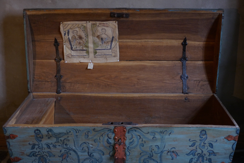 Swedish Bridal Chest