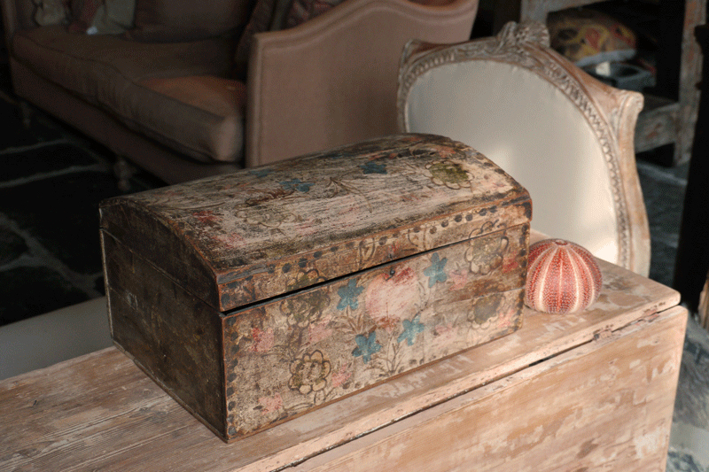 Normandy Bridal Chest