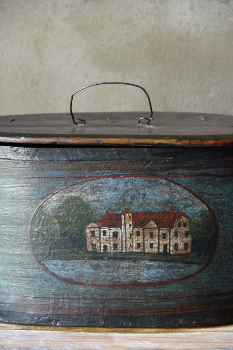 Swedish Tine Box