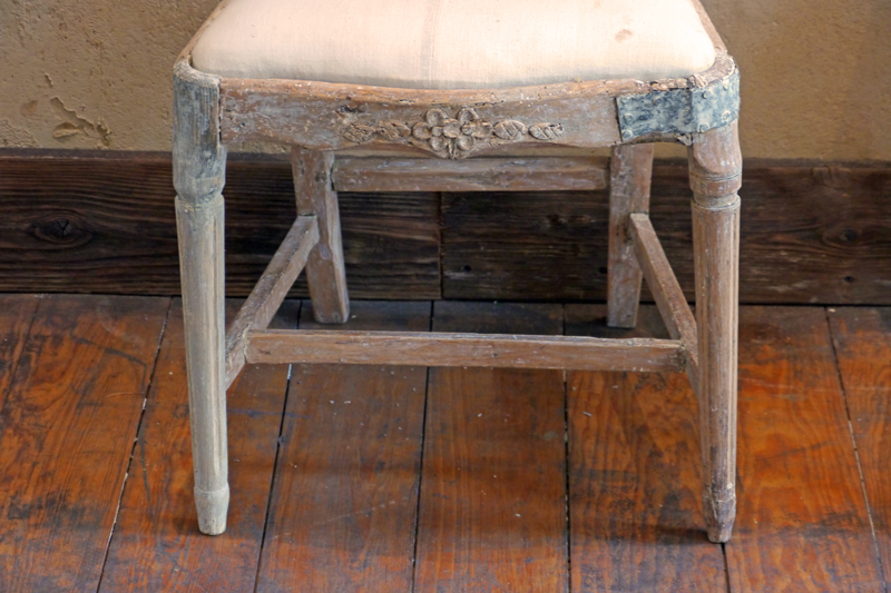 Swedish Gustavian Chairs