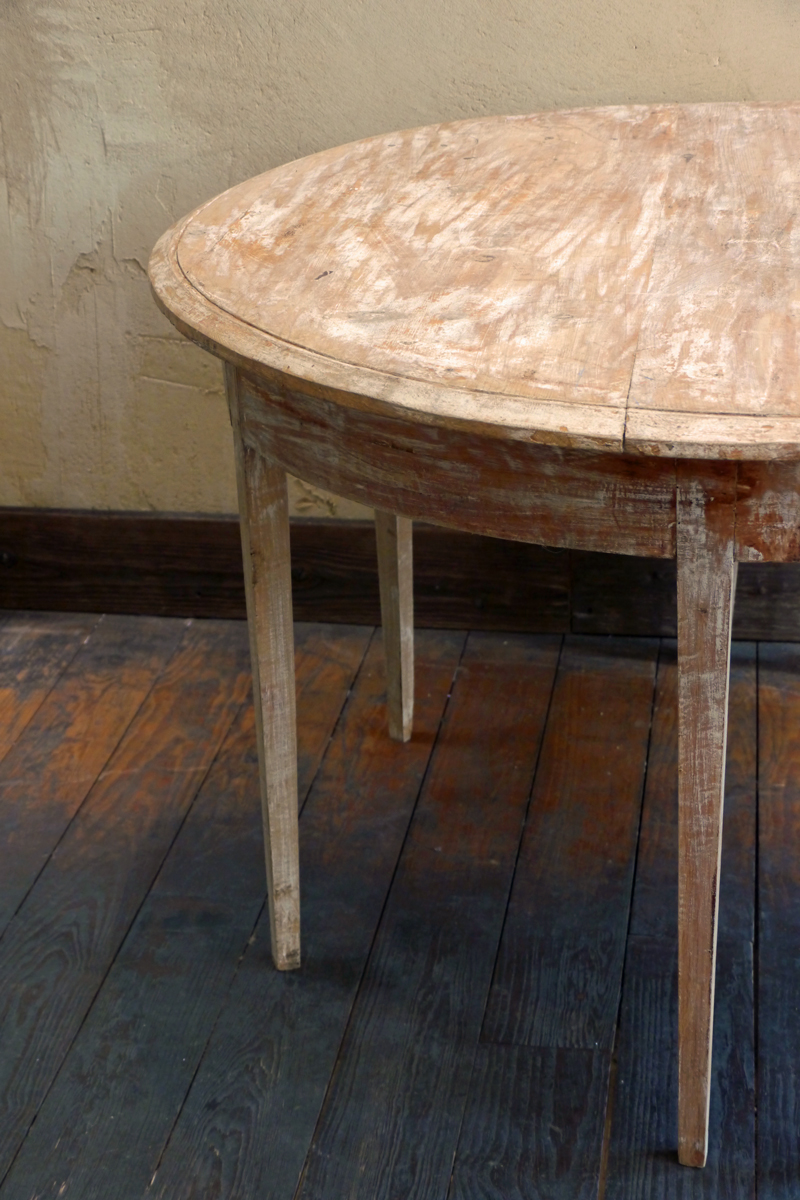 Demi Lune Tables