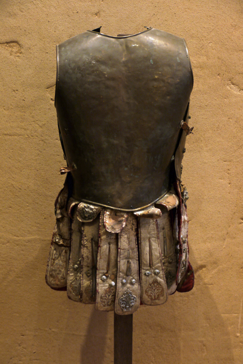 French Theatre Harness