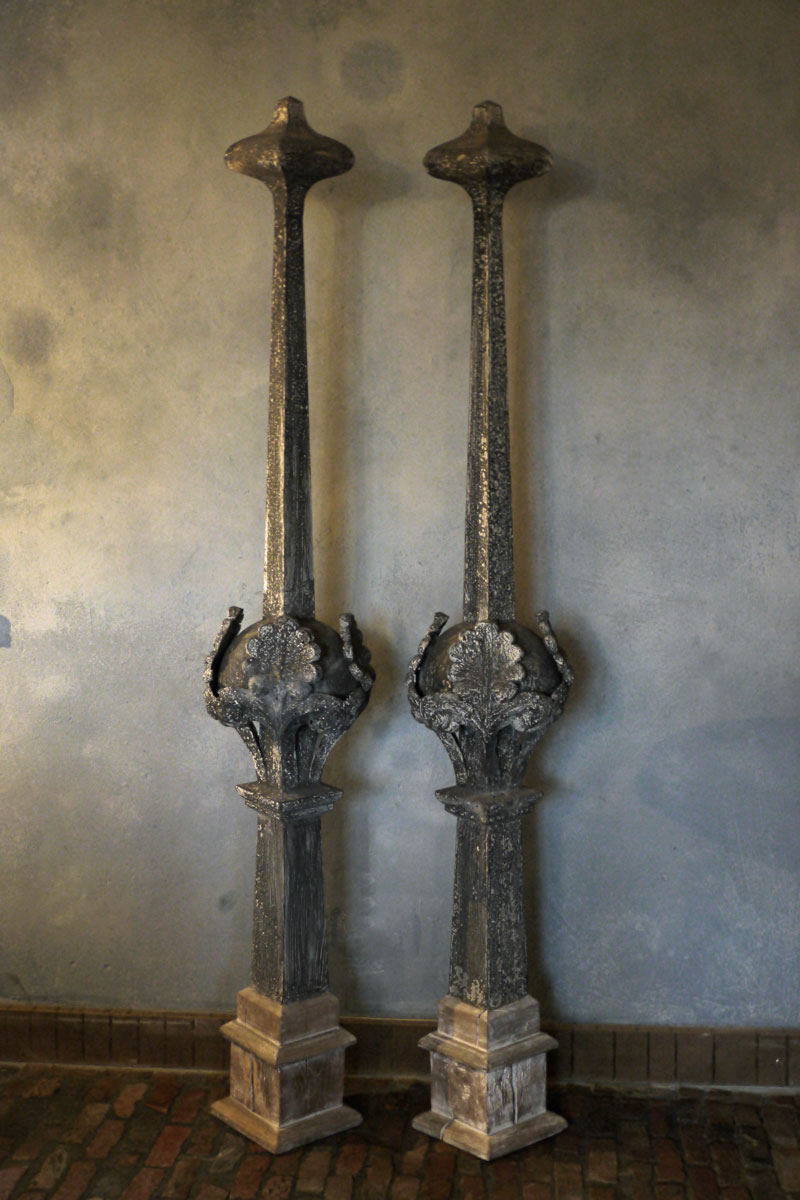 Pair of Pinacles