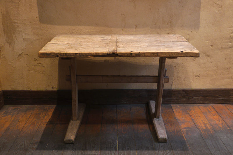Swedish Bockbord Table